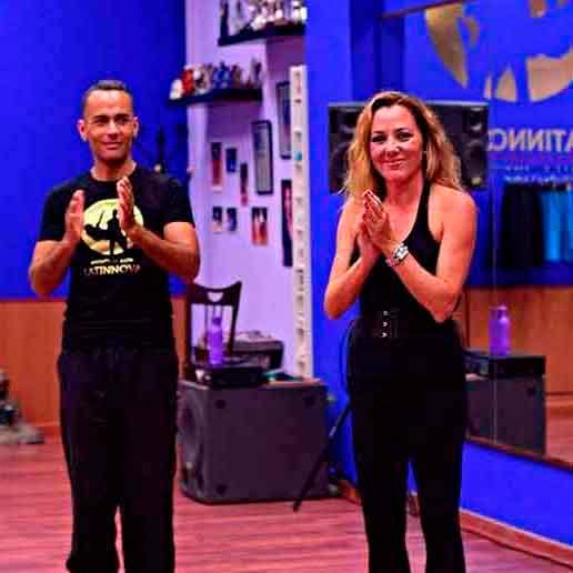 Profesores Latinnova Escuela Baile