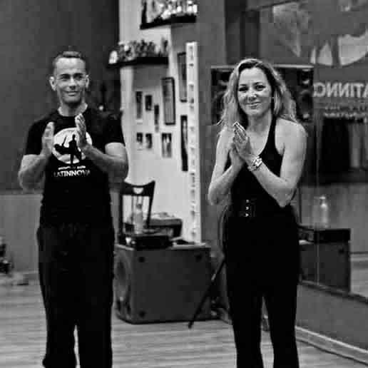 Alumna Profesora Latinnova Escuela Baile