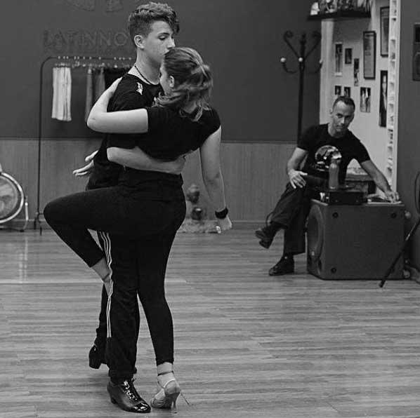 Alumnos Latinnova Escuela Baile